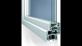 Plastová okna z profilů Inoutic Prestige a Inoutic Eforte, výroba a montáž Vsetín
