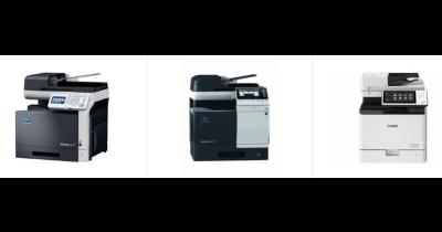 Kopírování, tisk, skenování, pronájem tiskáren i servis v Praze