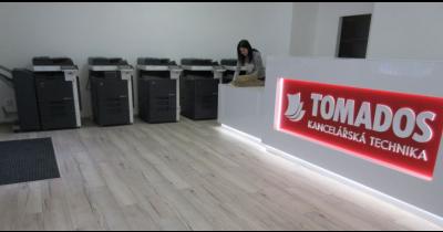 Veškeré tiskové služby – kopírování a skenování, servis a pronájem kancelářských strojů naleznete na Praze 8