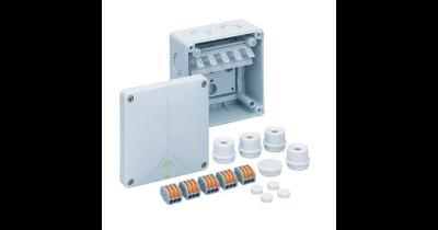 Průmyslové instalační krabice pro všestranná využití