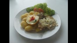 Rozvoz výtečného  jídla a denního menu až domů v okolí Opavy