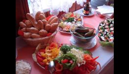 Catering - pestré občerstvení na svatby i firemní akce bez starostí