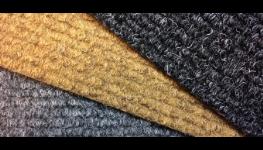 Vstupní čistící rohože s vysokou schopností zachytit nečistoty do hal