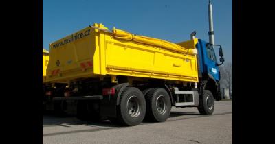 Profesionální přestavby vozidel podle ADR pro přepravu nebezpečných nákladů