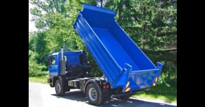 Sklápěčové korby pro nákladní automobily všech značek a valníkové nástavby