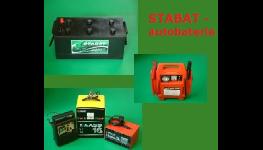 Prodej, výměna autobaterií s dovozem zdarma, likvidace staré baterie