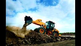 Prodej použitých pneumatik pro stavební stroje Telč, Vysočina