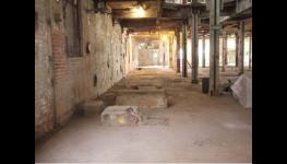 Bourací práce – prostory v administrativních a komerčních budovách
