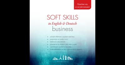 Firemní jazyková výuka – vzdělávací Soft Skills kurzy od profesionální jazykové agentury