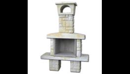Podhrabové desky a patní kostky z betonu pro ploty z latí, kovových sítí i pletiva