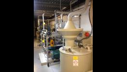 Biologické a chemické čistírny odpadních vod, mobilní odsolovací jednotky