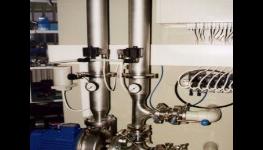 Plně automatické ultrafiltrační jednotky vybavené keramickými filtračními tvarovkami - RATMATIK CFC