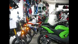 Vybavení a příslušenství pro motorkáře