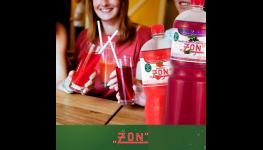 Nechte se okouzlit lahodnými příchutěmi limonád ZON v PET lahvích na cesty i v rodinném balení