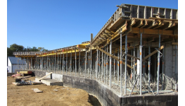 Hliníkové přechodové lávky pro přemostění výkopů až do šířky 6 metrů