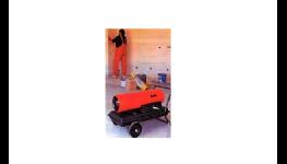 Mobilní topidla, přímotopy, elektrické, plynové či naftové topidlo - prodej i půjčovna