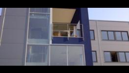 Bezúdržbové hliníkové prosklené konstrukce a fasády