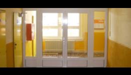 Rámové protipožární hliníkové konstrukce pro okna i dveře - Aluprof