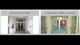 Výrobce a dodavatel automatických dveří, firma Atech Bohemia a.s.