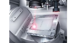 Špičková technologie pro soustružení, frézování, řady Ultrasonic a Lasertec