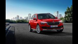 Nová jedinečná Škoda Kamiq v sobě skrývá praktické spojení SUV s městským vozem