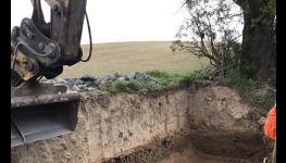 Nákladní autodoprava – odvoz stavebního odpadu a dovoz stavebního materiálu
