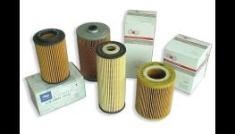 Prodej filtrů, filtračních vložek a materiálů k filtraci vzduchu, oleje a paliva