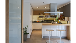 Kuchyně a kuchyňské linky na míru s ohledem na ergonometrii