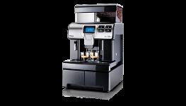 Automaty na kávu, profesionální a kancelářské kávovary, presovary pro přípravu nejlepší kávy