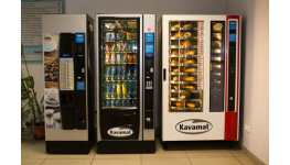 Naše nápojové automaty vám dodávají energii i relax