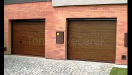 Spolehlivá garážová vrata