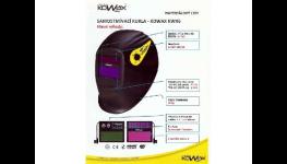 Přídavné materiály pro svařování, svařovací elektrody, svařovací dráty TIG, MIG/MAG