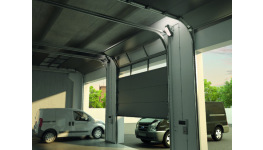 Pohony a příslušenství NICE pro garážová vrata a vjezdové brány