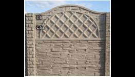 Betonové ploty, oplocení, betonové výrobky - výroba, výstavba a prodej Pohořelice