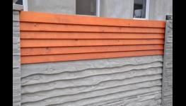 Betonové ploty a další betonové výrobky od českého výrobce na klíč