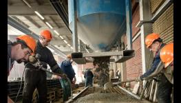 Betonové prefabrikáty pro občanskou a bytovou výstavbu – lodžie, oplocení, dlažba