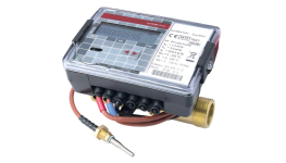 Přesné a spolehlivé ultrazvukové kompaktní měřiče tepla SMARTm UKMT