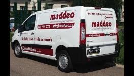 Měřiče tepla Maddeo spolehlivé řešení
