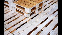 Standardní dřevěné palety, jednorázové palety, atypické dřevěné palety