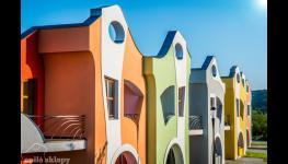 Vinné sklepy v nevšedním pojetí kreativní architektury, turismus na jižní Moravě