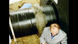 Uzavírací a zkušební balony pro plynovody, vodovody a kanalizace