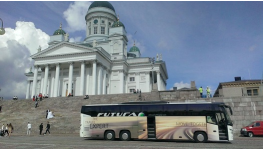Zajištění dopravy formou pronájmu autobusů pro zahraniční cestovní kanceláře