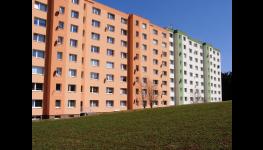 Zateplení fasády šetří výdaje za energie