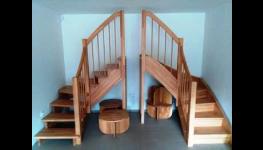 Výroba schodiště a nábytku z masivu na míru - kvalitní výrobky za dobré ceny