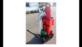 Zatloukače kůlů také s teleskopickým vysouváním sloupu - možné použití na traktorech