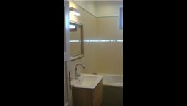 Nová moderní koupelna – profesionální rekonstrukce bytového jádra, obkladačské práce
