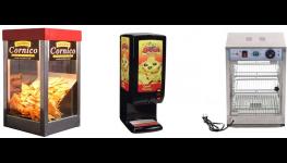 Prodej a pronájem strojů na bramborové spirály, spirálky z brambor
