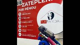 Izolatérské práce - izolace PUR pěnami v ČR i na Slovensku