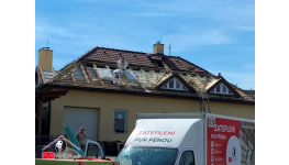 Zateplení domů, stěn, stropů, podkroví, plochých střech stříkanou PUR pěnou