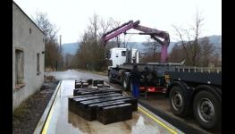 Silniční váhy, autováhy Praha, Středočeský kraj